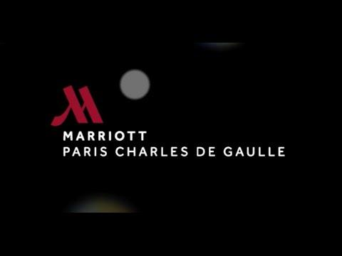 Interview du Chef Yannick Jaouen @ Marriott Paris Charles de Gaulle