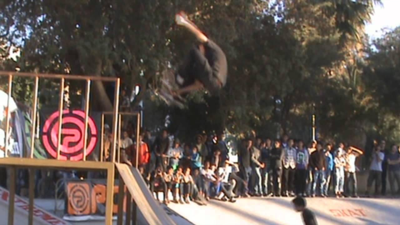 Roller skate xtreme - Extreme Skate Competition Skate Bmx Roller 2013 Safi Trailer