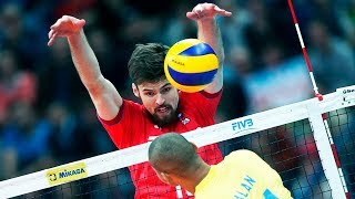 Baixar TOP 10 »  Best Volleyball Blocks 1v1 | VNL 2018 (HD)
