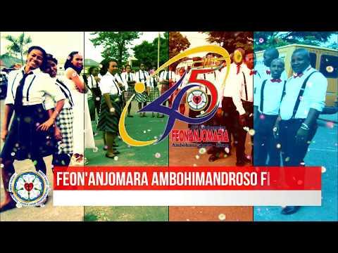 Ny eo anianao  - Feon'Anjomara (Audio) nouveauté 2018