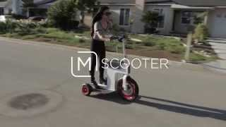 Wellbots featuring Acton M-Scooter | Innovative Electric Scooters