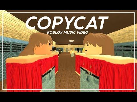 COPYCAT - Billie Eilish / Roblox Music Video