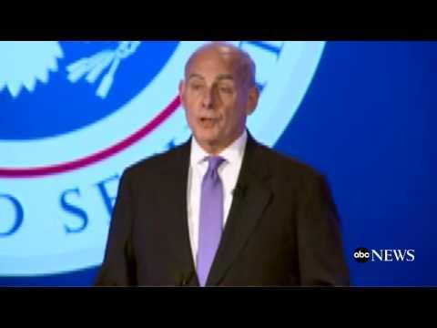 DHS Secretary Kelly remarks at George Washington University