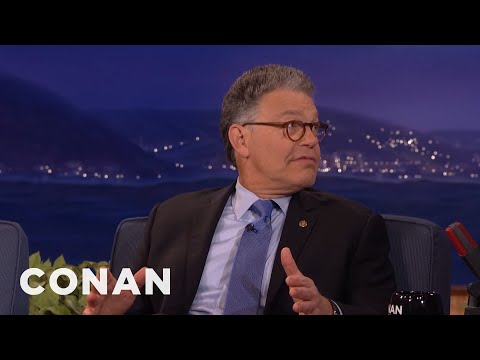 Senator Al Franken: This Is The Most Terrifying Election Of Our Lifetime