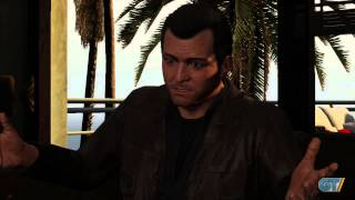 GTA V: Michael Gameplay