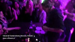 28.01.2011 Yuksek DJ Set @ Kamieniołomy (Warsaw, Poland) (5/5)