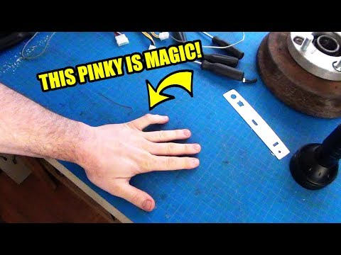 My Pinky is Magic - 1956 VW Beetle Rear Hatch - Mid Day Q & A - 18