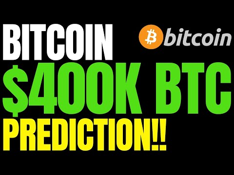 $400K Bitcoin (BTC) By 2030 Predicts Crypto Research Report | ETH, LTC, BCH, & XLM Price Predictions