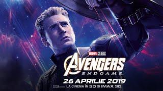 Răzbunătorii: Sfârșitul jocului (Avengers: Endgame) - Spot 30 - Overpower - Tony - subtitrat - 2019