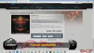 Diablo 3 : Byṗass Age Restrictions