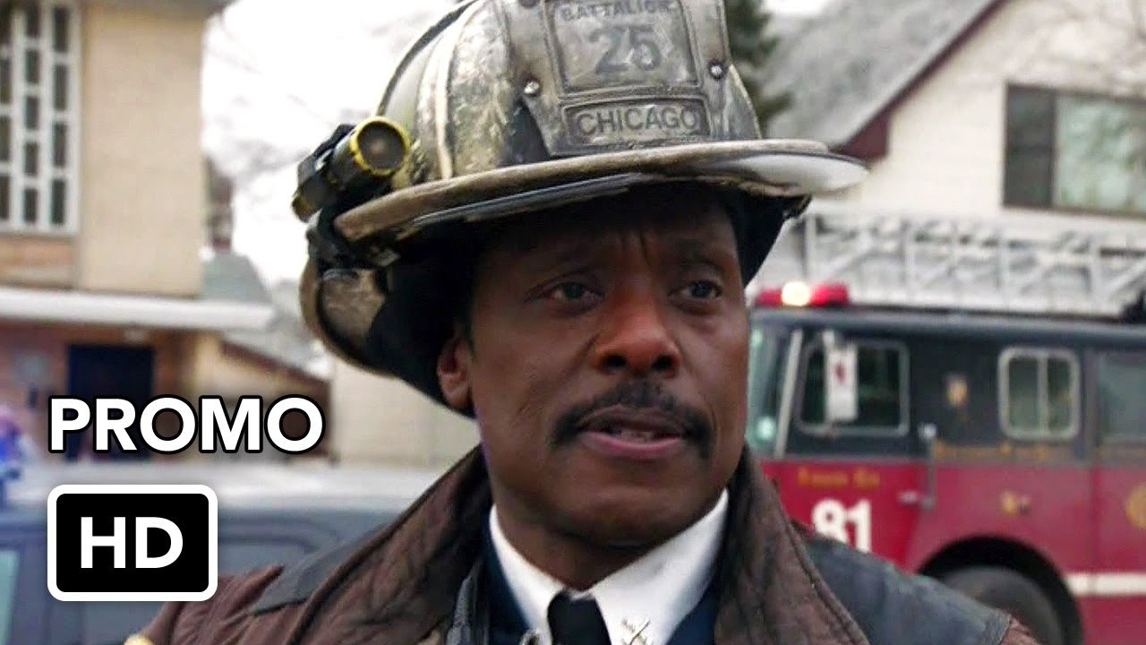 "Chicago Fire 7x18 Promo ""No Such Thing As Bad Luck"" (HD)"