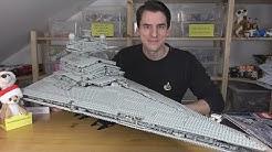 Der mächtige LEGO® Star Wars 10030 - Imperial Star Destroyer - UCS