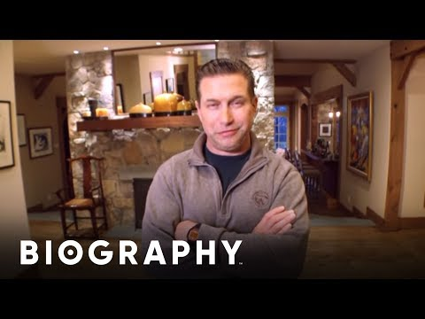 Celebrity House Hunting: Stephen Baldwin  My Next New Place  Biography