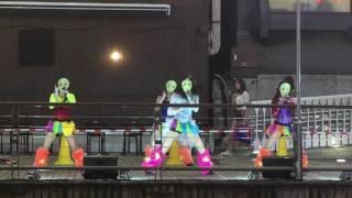 アリスプロジェクト in とんぼりリバーウォーク 仮面女子:スチームガー...