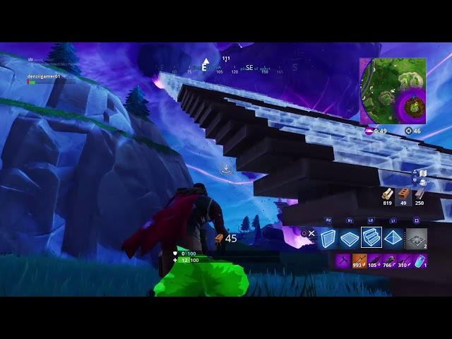 Fortnite pro players