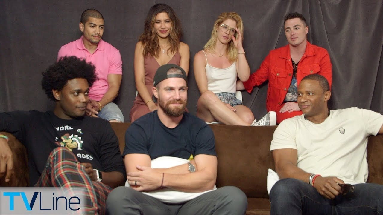 Katherine McNamara Joins 'Arrow' Season 7 as Maya — Buffy