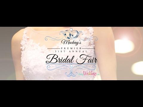 Mackay's Premier 31st Annual Bridal Fair Radio Interview