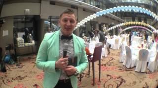 Московские ведущие! Данилов Денис ведущий красивых свадеб