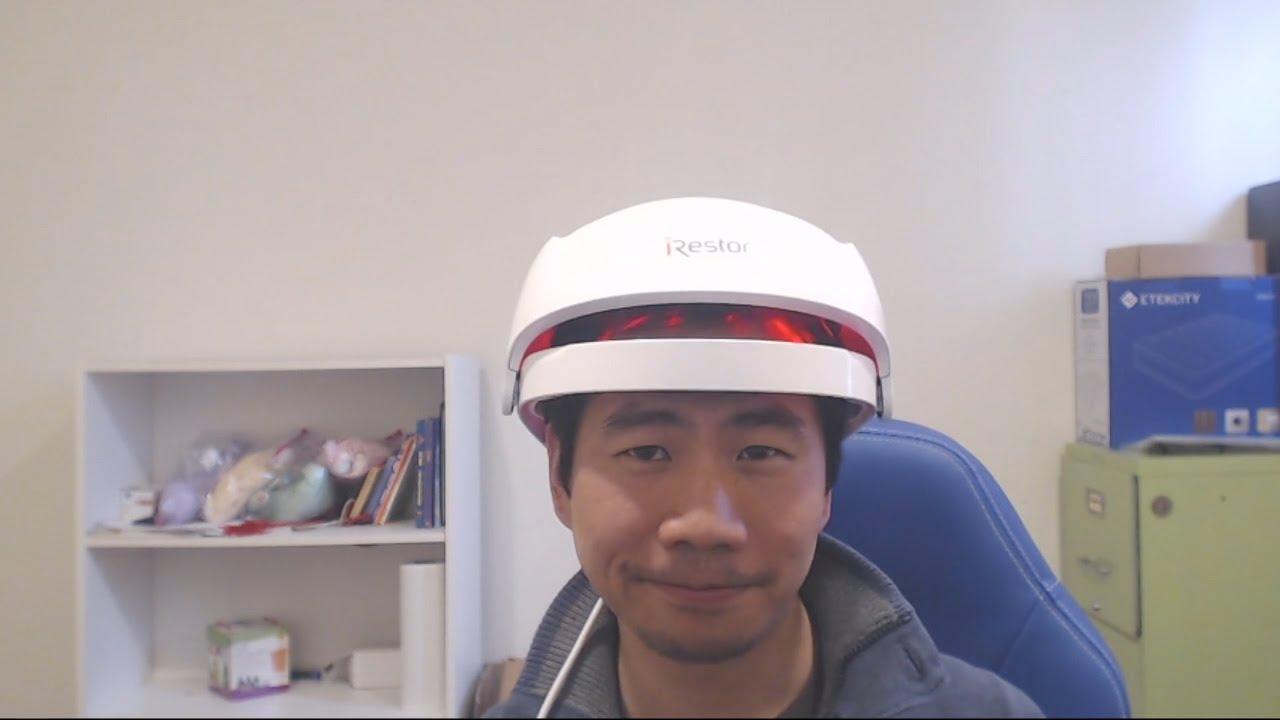 Update 1 Year And 8 Months Using Irestore Laser Hair Helmet Youtube