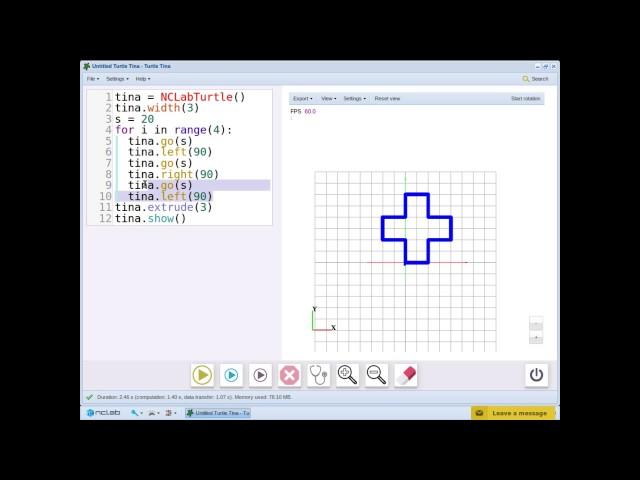 Python I: Parametric Variables