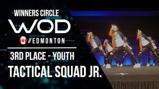 Tactical Sqaud Jr | 3rd Place Youth | Winner's Circle | World of Dance Edmonton | #WODEDM17