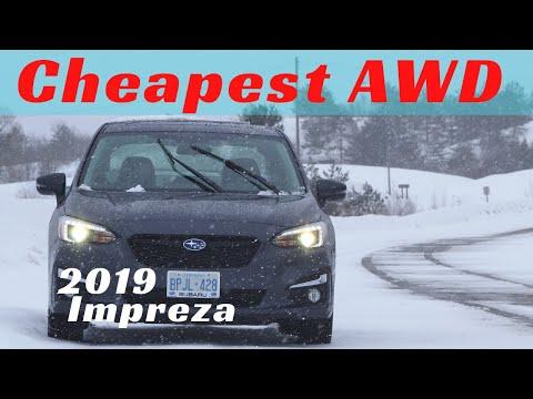 2019 Subaru Impreza Sport-tech Winter Review