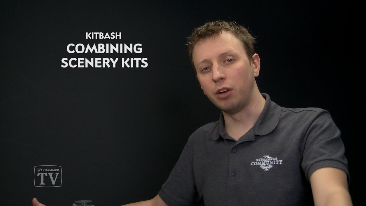 WHTV Tip of the Day - Combining Scenery Kits