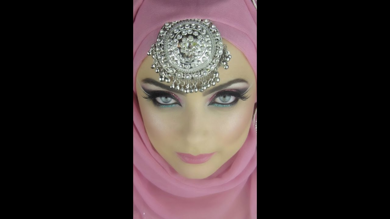 Asian Bridal Wedding Makeup tutorial - YouTube