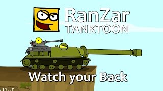 Tanktoon: Watch your Back. RanZar