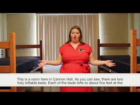Cannon Hall - Appalachian State 2018