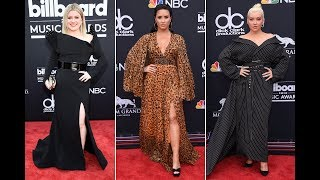 Billboard Music Awards 2018: все звёзды на красной дорожке {All looks from Red carpet}