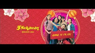 5 Sekawan™ Beraksi Lagi – Chinese New Year Short Film by Celcom