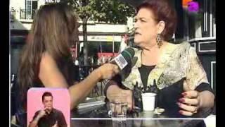 Reportagem - Anita Guerreiro - Praça da Alegria