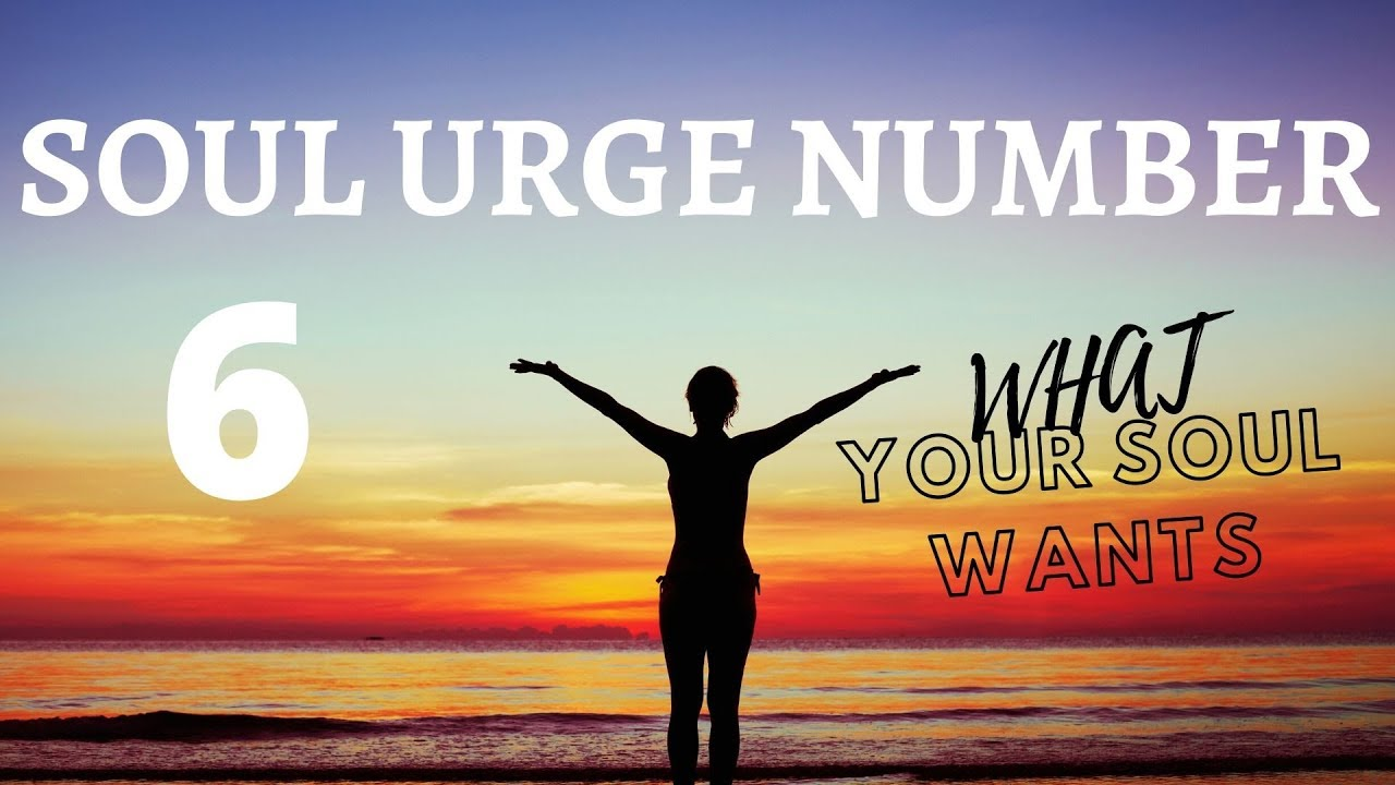 Numerology Soul Urge or Heart's Desire Number