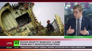 Moscow regrets 'baseless' accusations by intl probe Russian military complicit in MH17 crash