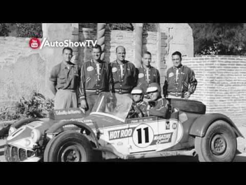 Presentacion Carrera Panamericana 2017