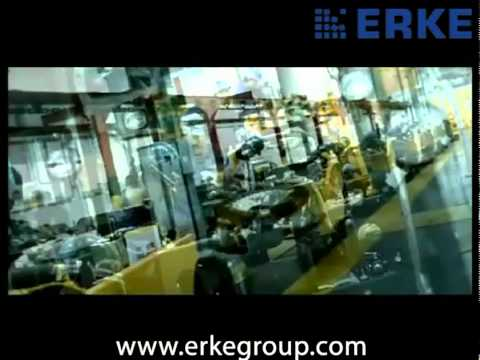 ERKE Forklift, Lonking Holdings - Production & Supply & Operations
