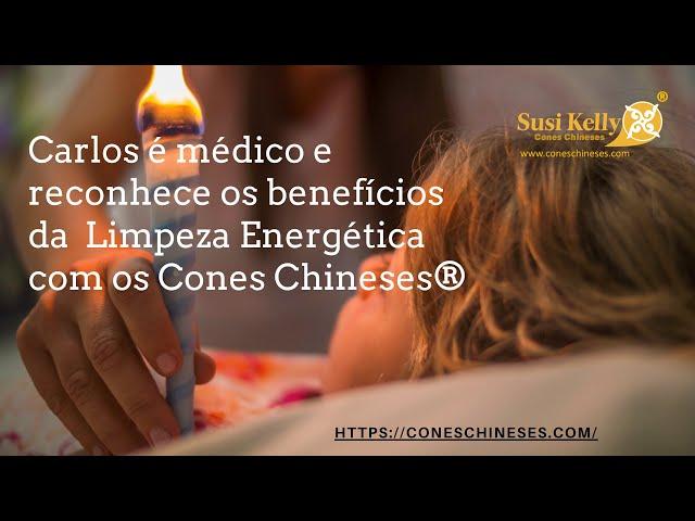 Carlos Patriota é médico e reconhece os benefícios