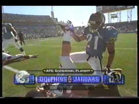 NFL Films Jaguars Dolphins 01 15 2000