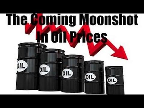 The Coming Moonshot In Oil Prices Art Berman