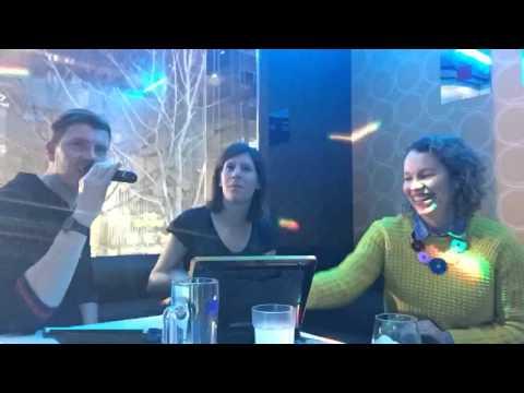 26 seconds of Big Echo karaoke in Susukino
