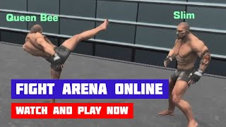 Fight Arena Online · Game · Gameplay