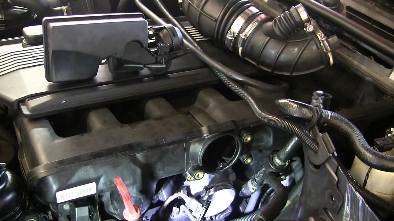 High Quality M54 BMW Hesitation, Black Smoke, Rich, Stalling, Air Mass Codes,   YouTube