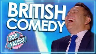 Download 'Can't Stop Laughing' TOP COMEDIANS From Britain's Got Talent! | Top Talent Mp3 and Videos