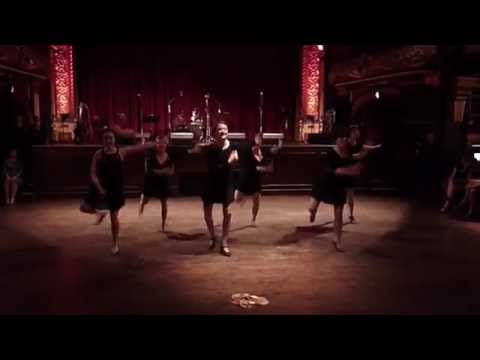 Jazz Dance in Montreal ~ The Cats Club Chorus Line ~ Midnight in Harlem
