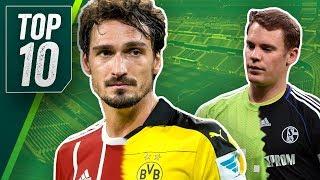 Verräter: Die Top 10 Überläufer der Bundesligageschichte