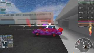 Dodge 1970 Charger Trolling on Roblox Vehicle Simulator