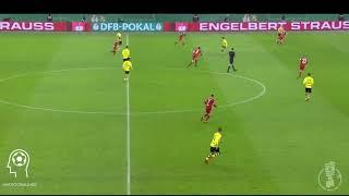 Joshua Kimmich - FULLBACK FUNDAMENTALS against Borussia Dortmund 20-12-2017 ANALYSIS