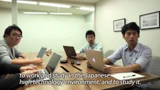 「東京で働こう。」インタビュー動画04(全体版)