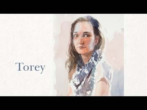Torey - portrait demo